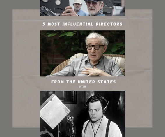 5 Most Influential Directors from The United States