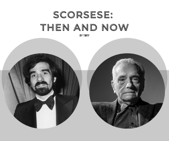 Scorsese: Then and Now