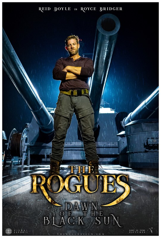 The Rogues: Dawn of the Black Sun (TRAILER)