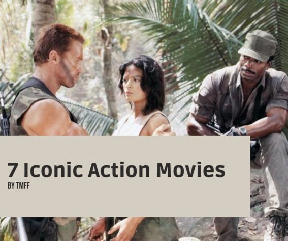 7 Iconic Action Movies
