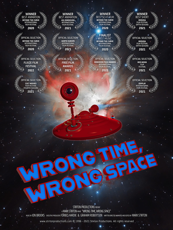 Wrong Time, Wrong Space.